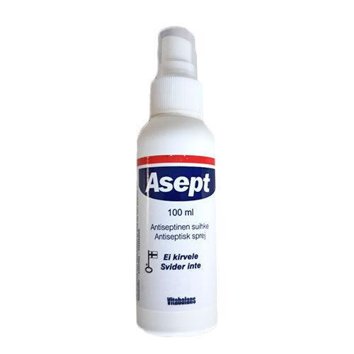 Antiseptinen suihke
